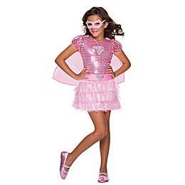 DC Comics™ Hot Pink Supergirl Tutu Dress Child's Halloween Costume