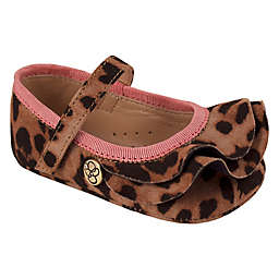 Jessica Simpson Leopard Shoes in Tan