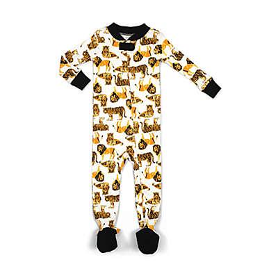 Rosie Pope® Lions and Tigers Snug Fit Sleepwear
