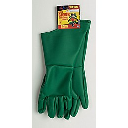 DC Comics™ One-Size Robin Child's Halloween Costume Gloves