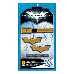 DC Comics™ Batman™  Batarangs and Safety Light Set