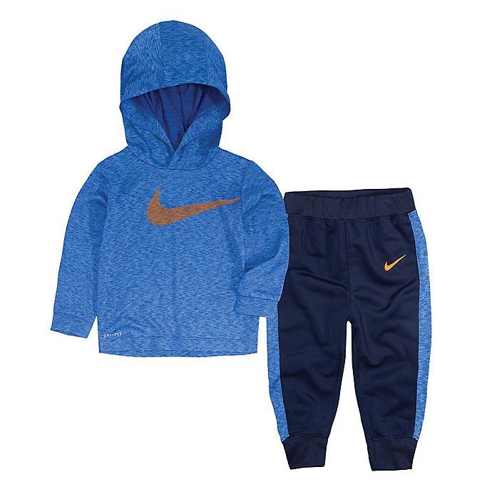 nike 2 swoosh hoodie