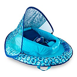 Anchor Infant Baby Spring Float with Sun Canopy in Blue