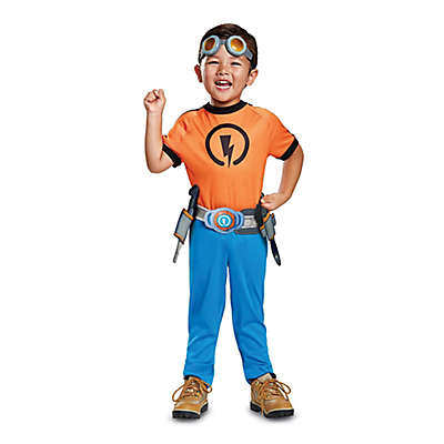 Rusty Rivets: Rusty Classic Size 3T-4T Child's Halloween Costume