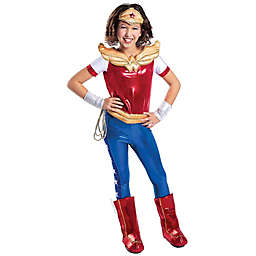 DC Super Hero Premium Wonder Woman Child's Halloween Costume