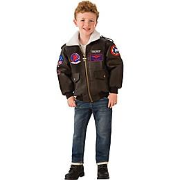 Top Gun Bomber Jacket Child's Halloween Costume