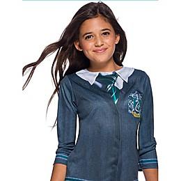 Harry Potter Slytherin Child's Halloween Costume Top