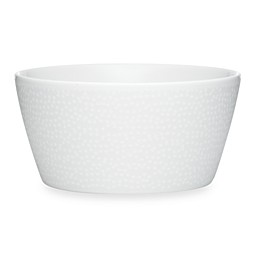 Noritake® White on White Snow Round Cereal Bowl