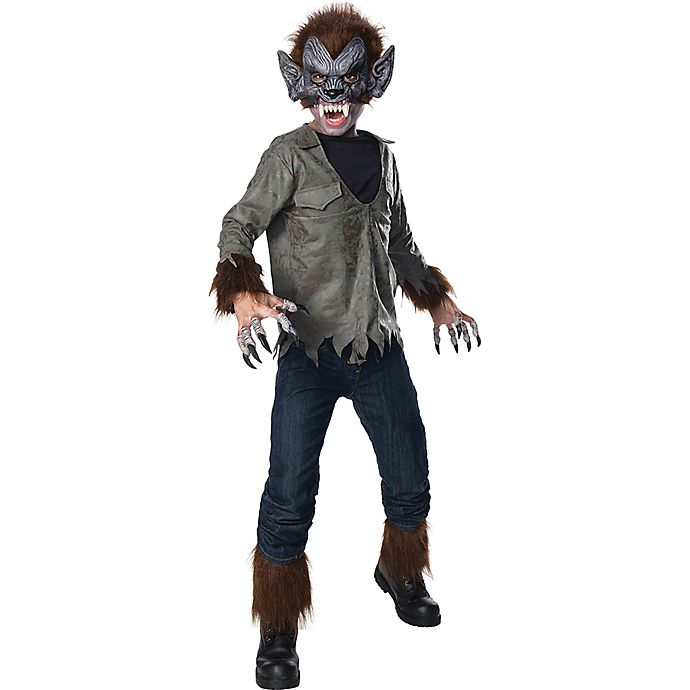 Universal Monsters Classic Wolfman Child S Halloween Costume Bed Bath Beyond