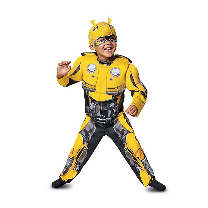 Alternate image 1 for Size 3-4T Bumblebee Toddler Halloween Costume