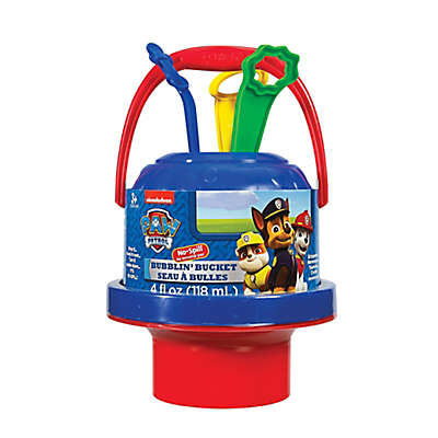 Little Kids® PAW Patrol Fubbles™ No-Spill® Bubblin Bucket in Blue