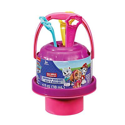 Little Kids® PAW Patrol Fubbles™ No-Spill® Bubblin Bucket in Pink