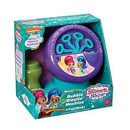 Nickelodeon™ Shimmer and Shine Bubble Blastin' Machine in Purple
