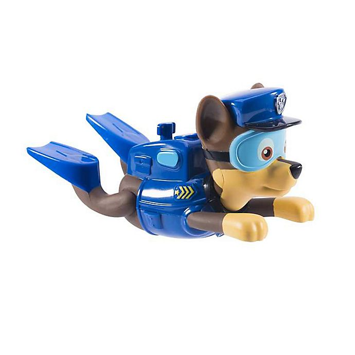 Alternate image 1 for PAW Patrol Chase Paddlin Pups in Blue