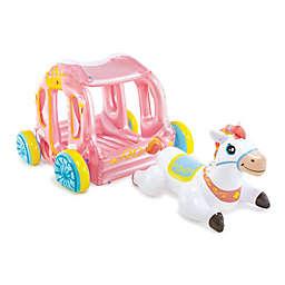 Intex Princess Carriage Pool Float in Pink