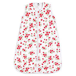 Hudson Baby® Strawberry Wearable Sleeping Bag in Red
