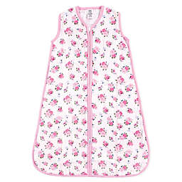 Luvable Friends® Floral Wearable Sleeping Bag in Pink