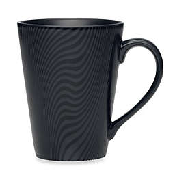 Noritake® Black on Black Dune Mug