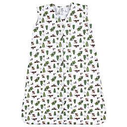 Luvable Friends® Moose Sleeping Bag in Green