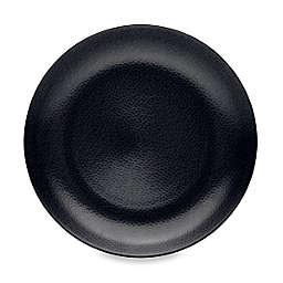 Noritake® Black on Black Snow 12.25-Inch Round Platter
