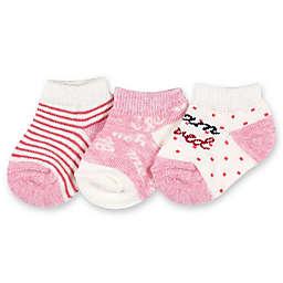 Ellen DeGeneres™ 3-Pack Love Baby Socks