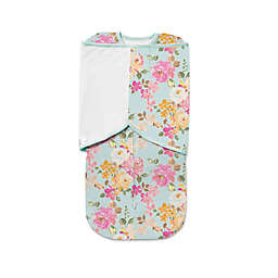 BreathableBaby® Size 0-4M Floral Swaddle Trio