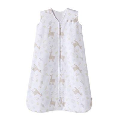 635789579 HALO® SleepSack® Wearable Blanket in Sand Llama   buybuy BABY
