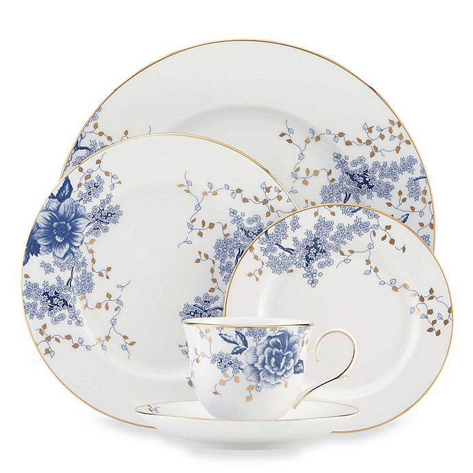 Alternate image 1 for Lenox® Garden Grove™ 5-Piece Place Setting
