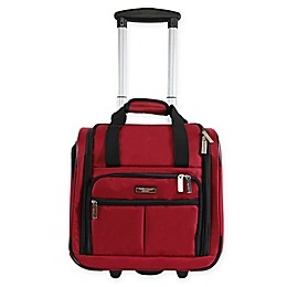 Pacific Coast Upright Rolling Underseat Luggage