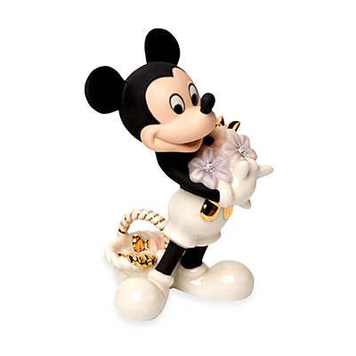 Lenox® Disney Mickey's Flowers For You Figurine