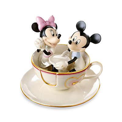 Lenox® Disney Mickey's Teacup Twirl Figurine