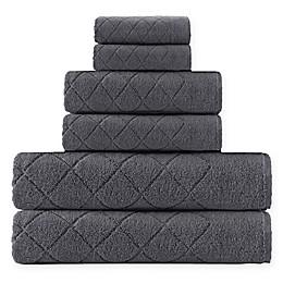 Enchante Home® Gracious 6-Piece Turkish Cotton Towel Set