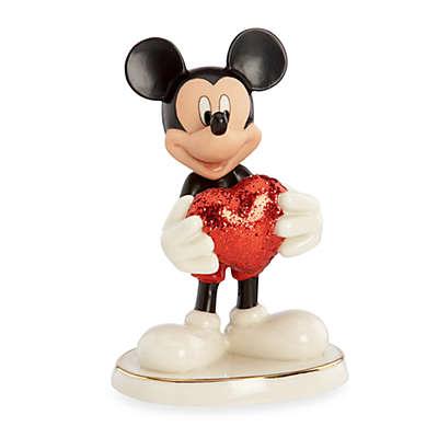 Lenox® Disney Mickey Love Struck Sculpture