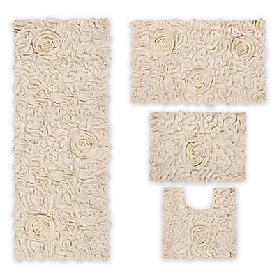 Rust Colored Bathroom Rugs Bed Bath Beyond