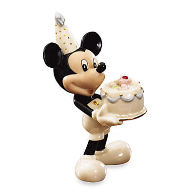 Lenox® Disney Birthstone Mickey Figurine