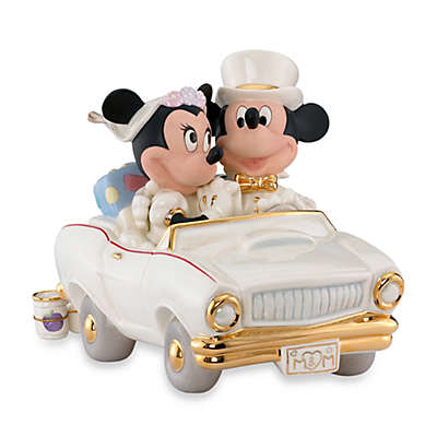 Lenox® Disney Minnie's Dream Honeymoon Sculpture