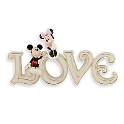 Lenox® Disney Mickey & Minnie True Love Sculpture