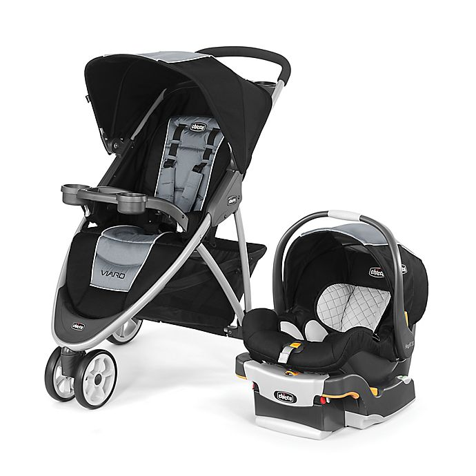 Alternate image 1 for Chicco® Viaro Travel System in Techna