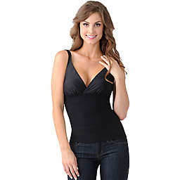 Belly Bandit® Mother Tucker™ Compression Nursing Tank in Black