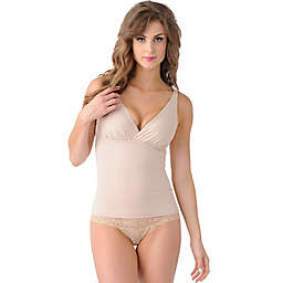 Belly Bandit® Mother Tucker™ Compression Nursing Tank in Nude