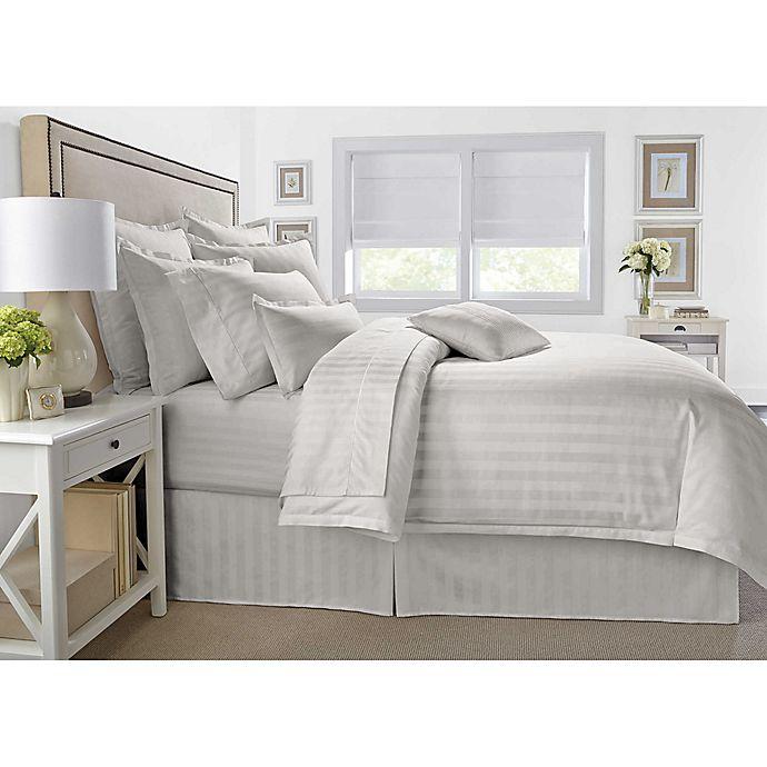 Alternate image 1 for Wamsutta® 500-Thread-Count PimaCott® Damask Comforter Set