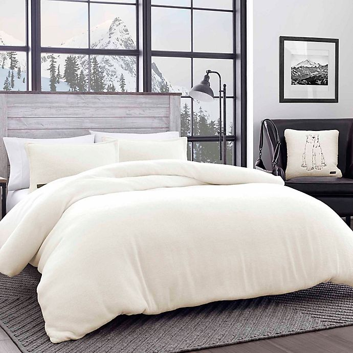 Alternate image 1 for Eddie Bauer® Cloud Peak Duvet Cover Set