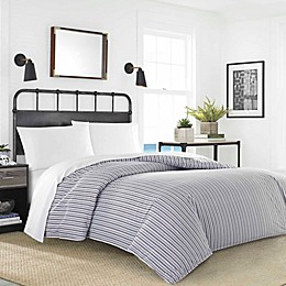 Nautica® Coleridge Stripe Duvet Bonus Set