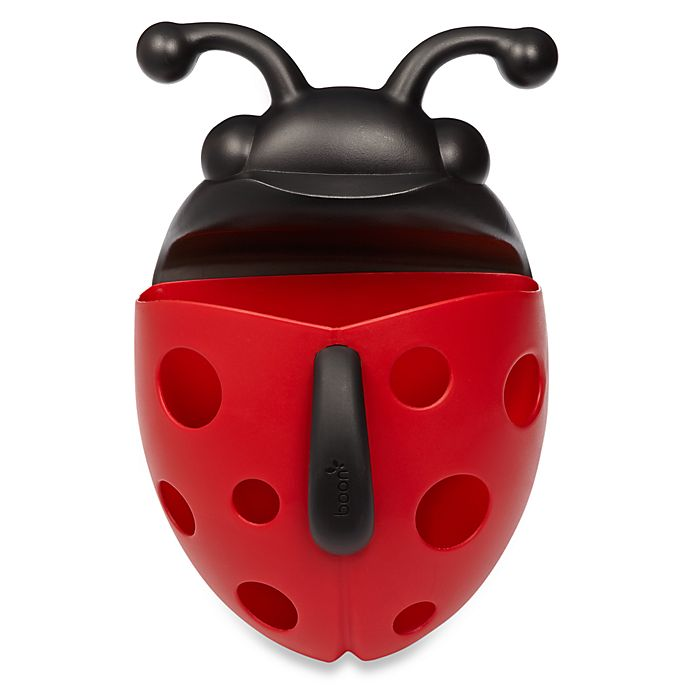 Alternate image 1 for Boon Bug Pod in Red & Black
