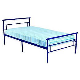 Seattle Twin Metal Platform Bed