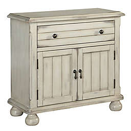 Coast to Coast Imports LLC™ French Cottage Cabinet in Distressed Sand