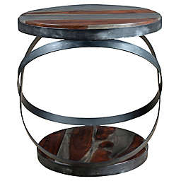 Coast to Coast Imports LLC™ Albion Accent Table in Grey