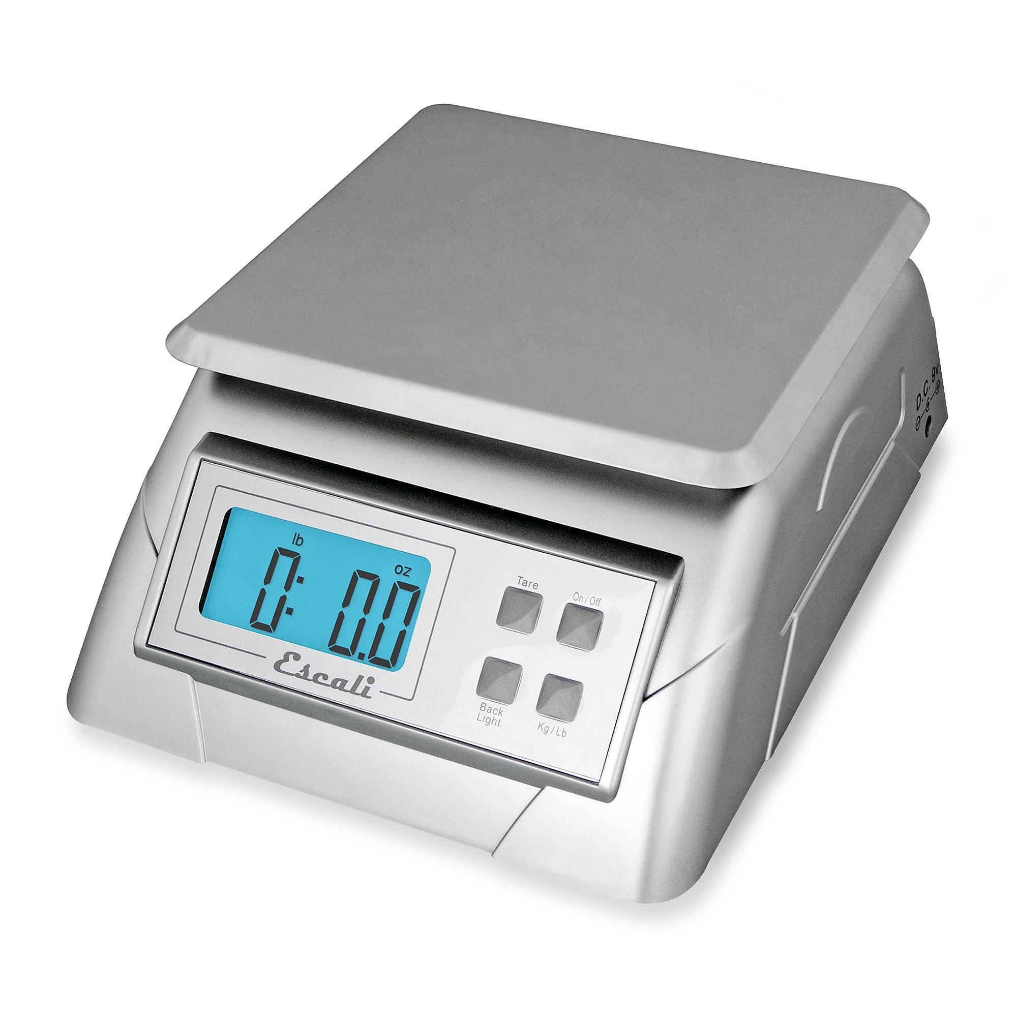 Details about Escali® Alimento 13 lb. Digital Kitchen Food Scale