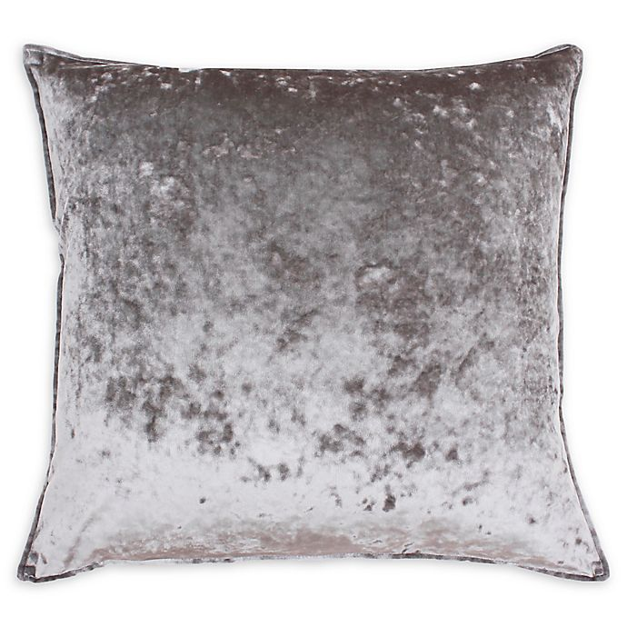Alternate image 1 for Thro Ibenz Ice Velvet Throw Pillow