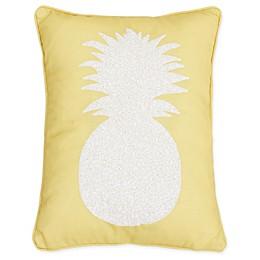 Alevia Pine Pineapple Throw Pillow